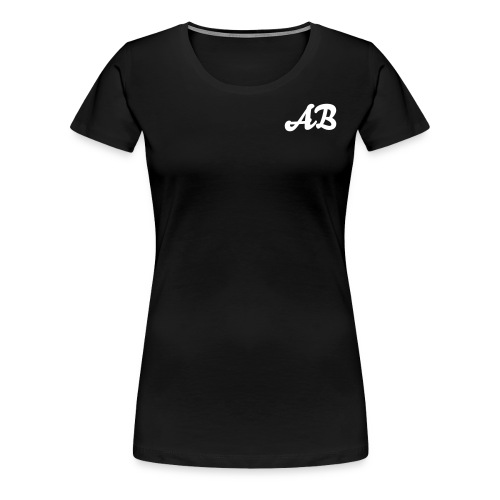 AB T-Shirt Black Girls - Women's Premium T-Shirt