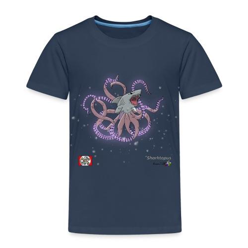 Sharktopus (2-8 år) - Børne premium T-shirt