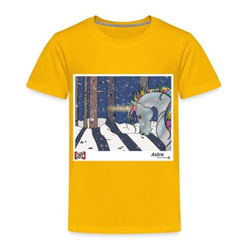 Astra (2-8 år) - Børne premium T-shirt