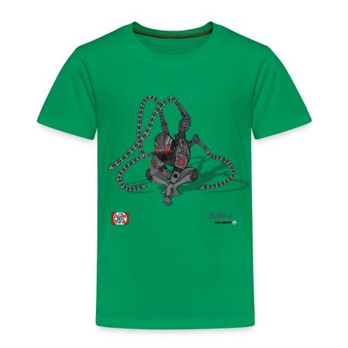 KAki-4 (2-8 år) - Børne premium T-shirt