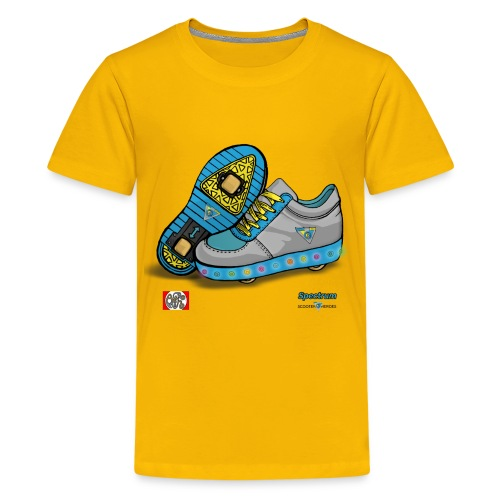 Spectrum (10-12 år) - Teenager premium T-shirt