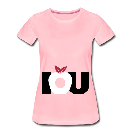 I Apple You - Frauen Premium T-Shirt