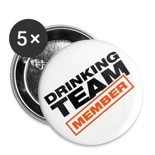 Drinking Team - Buttons medium 32 mm
