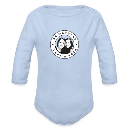 As Matutas (Baby Body) - Baby Bio-Langarm-Body