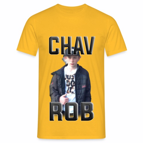 Chav Rob Shirt - Men's T-Shirt