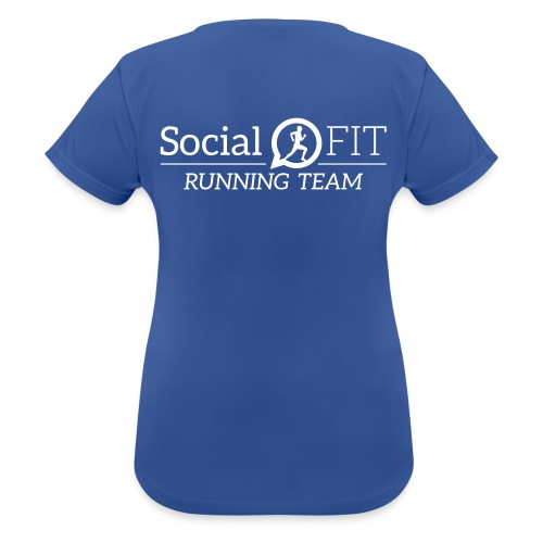 1) Frauen T-Shrit atmungsaktiv - Frauen T-Shirt atmungsaktiv