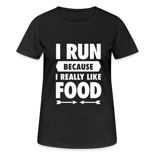 2) Frauen T-Shrit atmungsaktiv - Frauen T-Shirt atmungsaktiv