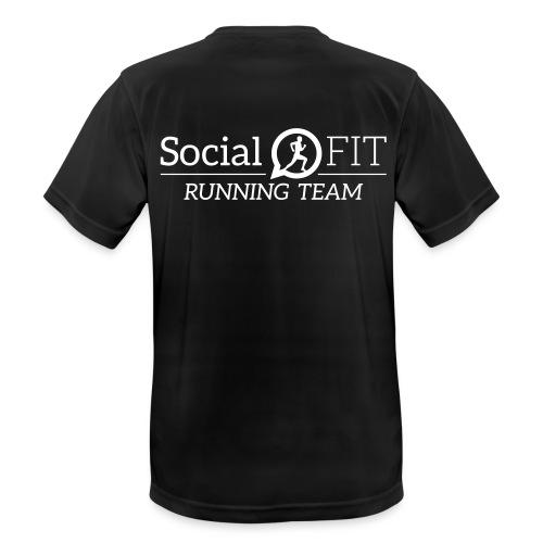 5) Männer T-Shirt atmungsaktiv - Männer T-Shirt atmungsaktiv