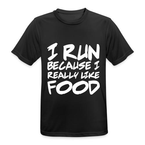 7) Herren T-Shrit atmungsaktiv - Männer T-Shirt atmungsaktiv