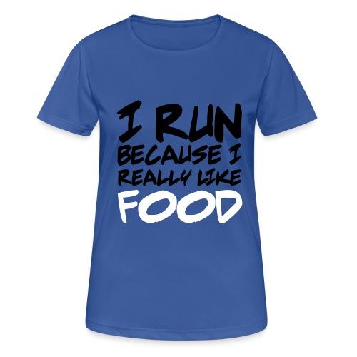 4) Frauen T-Shrit atmungsaktiv - Frauen T-Shirt atmungsaktiv