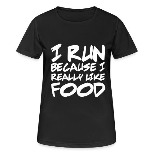 3) Frauen T-Shrit atmungsaktiv - Frauen T-Shirt atmungsaktiv