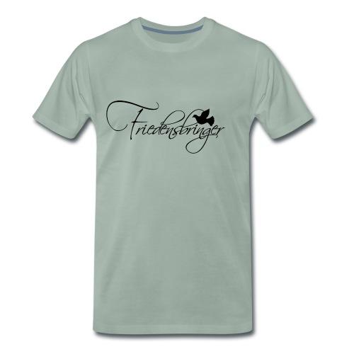 Friedensbringer - Männer Premium T-Shirt