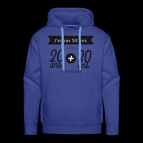 Made in 1966 - Sweat-shirt à capuche Premium pour hommes