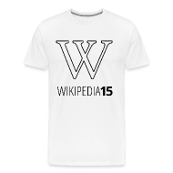 T-shirts ~ Premium-T-shirt herr ~ W, rak