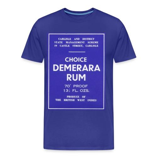 Carlisle Demerara Rum T - Men's Premium T-Shirt