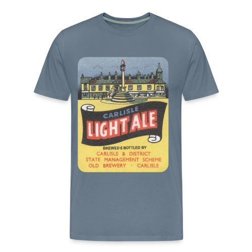Carlisle Light Ale T - Men's Premium T-Shirt