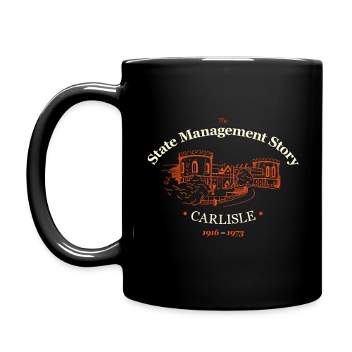 Carlisle State Management Mug - Full Colour Mug
