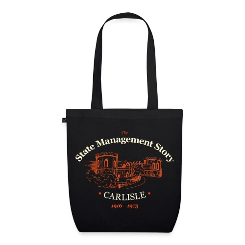 Carlisle State Management Tote Bag - EarthPositive Tote Bag