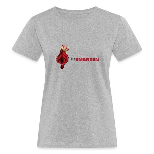 Bio-Frauenshirt Die EMANZEN - Frauen Bio-T-Shirt