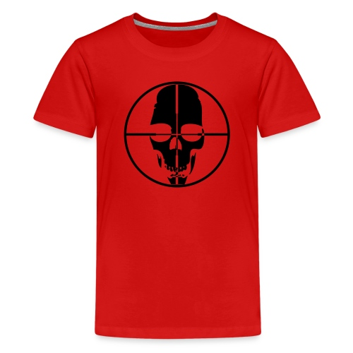 headshot  - Teenage Premium T-Shirt