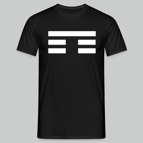 Berg Mann - Männer T-Shirt