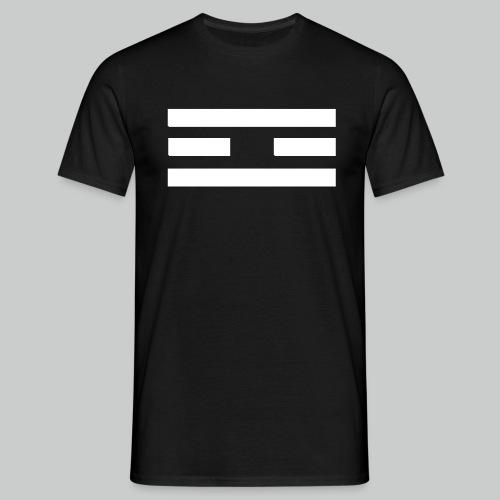 Feuer Mann - Männer T-Shirt