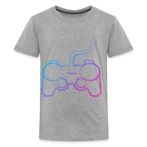 controller shirt - Teenage Premium T-Shirt