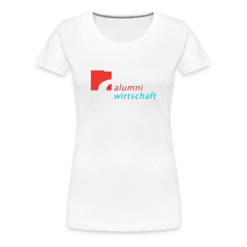 Basic Girl (Alumni Wirtschaft Alanus) - Frauen Premium T-Shirt