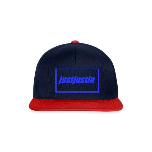 justjustin cap - Snapback Cap