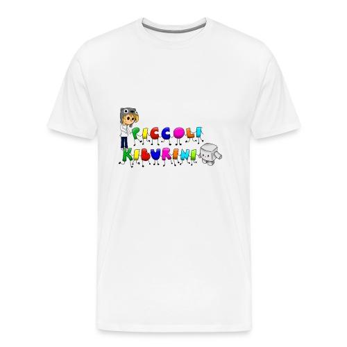 Maglietta dei Piccoli Kiburini per Uomo (NUOVA STAGIONE) - Maglietta Premium da uomo