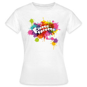 Flotte Sprotte - Women's T-Shirt