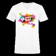 T-Shirts ~ Men's V-Neck T-Shirt ~ Hammerhai