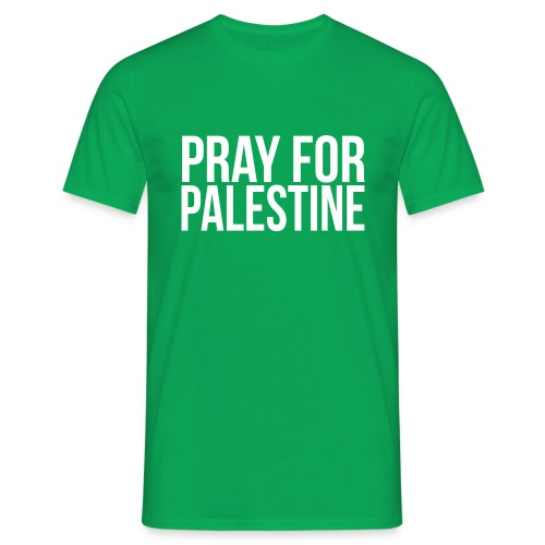 Pray For Palestine T-Shirt - T-shirt Homme