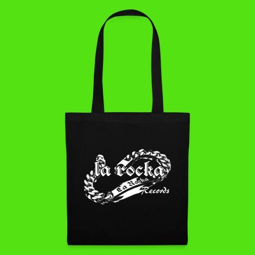 La Rocka Records - black'n'white - Record Bag - Tote Bag