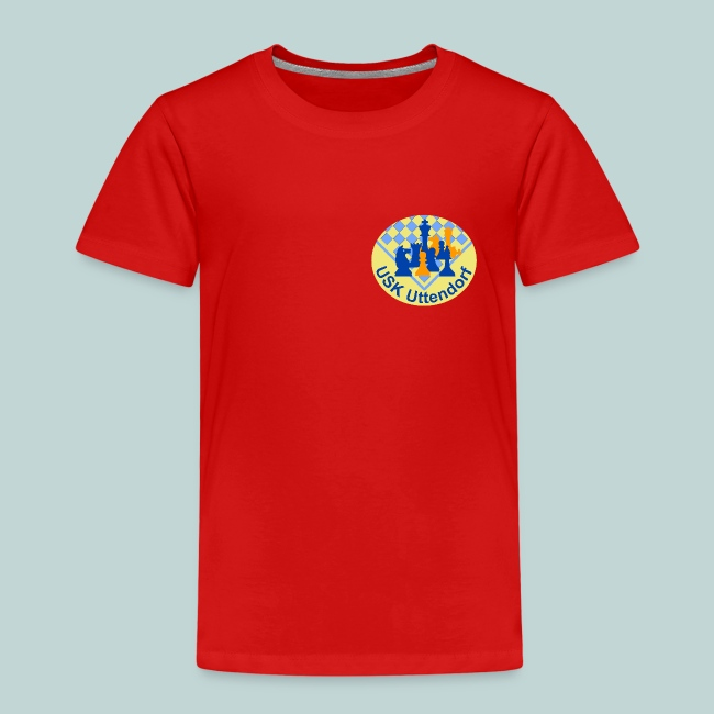 USKU-Shirt mit Rücken- und Brustlogo