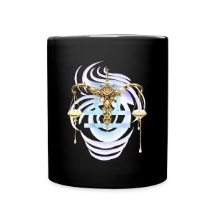 Libra Sun Full Colour Mug - Full Colour Mug