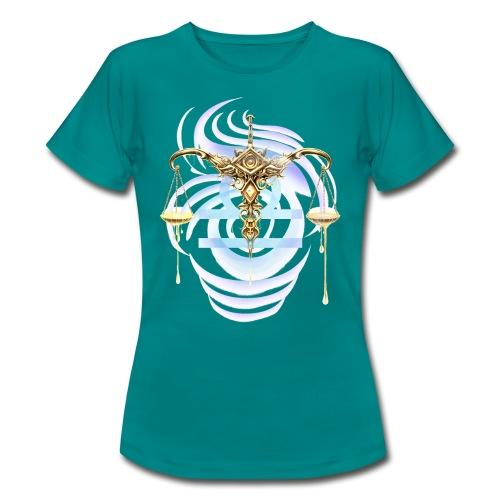Libra Sun Sign Women's T-Shirt - Women's T-Shirt