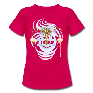 Libra Sun Sign Women's T-Shirt - Women's T-Shirt