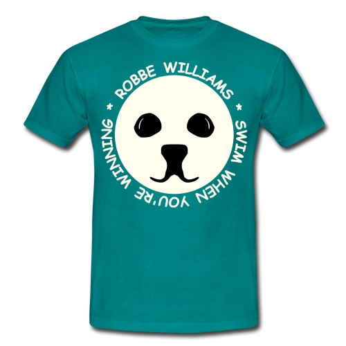 Robbe Williams Swim! T-Shirts - Männer T-Shirt