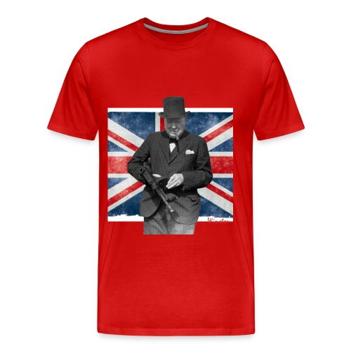 Churchill - T-shirt Premium Homme