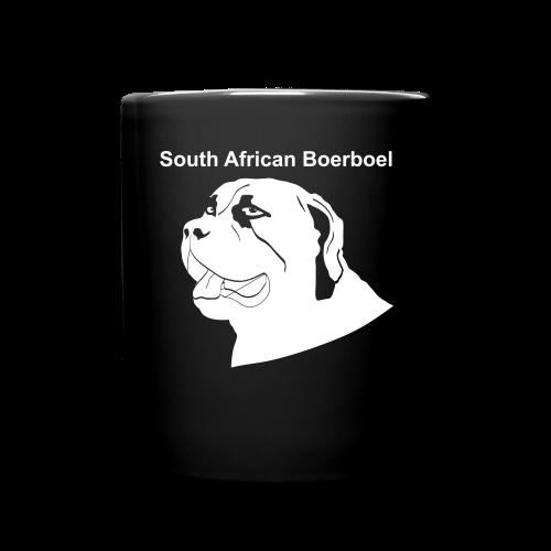 South African Boerboel Tasse - Tasse einfarbig