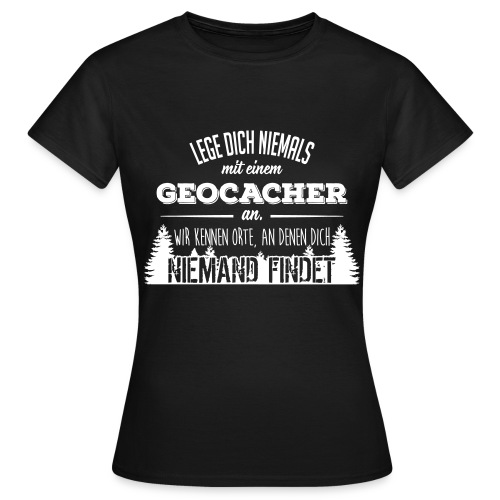 Girlie T-Shirt - Frauen T-Shirt