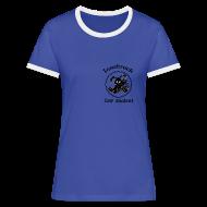 T-Shirts ~ Frauen Kontrast-T-Shirt ~ Artikelnummer 108636747