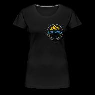 T-Shirts ~ Frauen Premium T-Shirt ~ Rock the Mountain Girls
