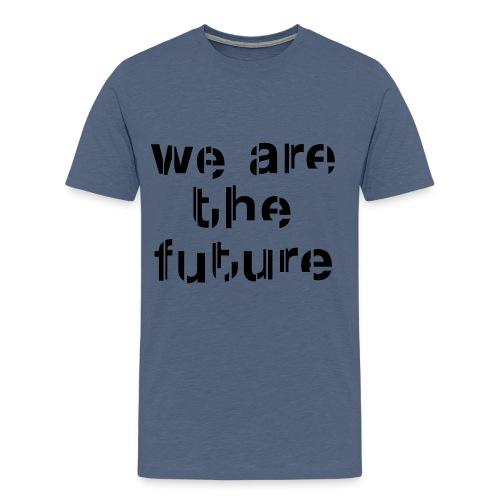Trends der Zukunft - T-Shirt - Männer Premium T-Shirt