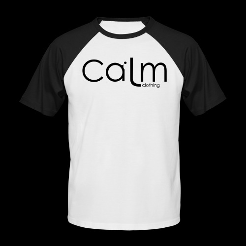 Classic Calm T - Men's Baseball T-Shirt