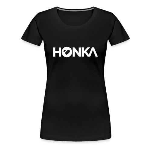 THE HONKA CLASSIC - Black - Women's Premium T-Shirt