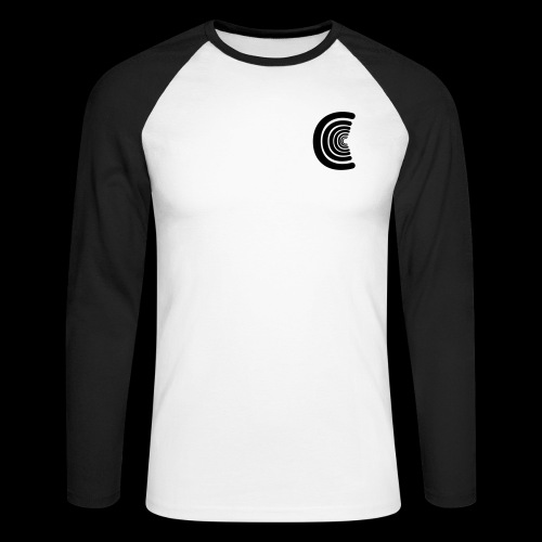 Classic Long Calm T - Men's Long Sleeve Baseball T-Shirt