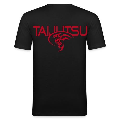 HBS - Taijutsu (m) - Männer Slim Fit T-Shirt