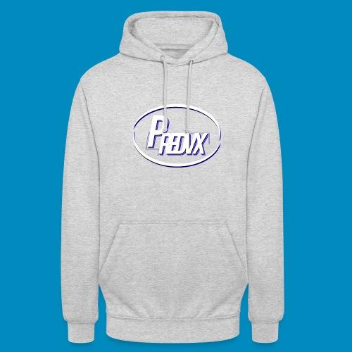 Predvx Male Hoodie | Grey | - Hoodie unisex